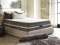 Plush queen size new mattress for sale. BeautyRest