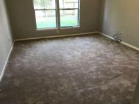 I bought a 3 bedrooms house with new carpet installed
