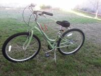 Raleigh Venture, description per Raleigh website: