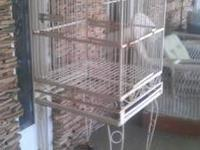 New Bird cages in Box Great for Cockatiel, Parakeet,