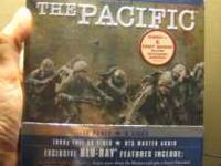 Brand New in plastic Blu ray of the HBO 10 part series
