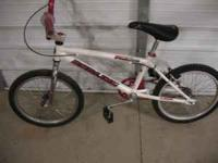 HAVE BMX BIKES FOR SALE. NEW OUT OF THE CARTON. THESE
