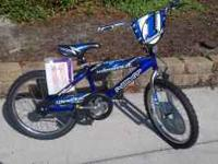 "Brand New with tags Next ""WipeOut"" 20"" boys bmx style"