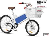 Brand brand-new Republic Socrates Payload bicycle.