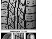 Need new tires for your SUV? Here's a set of NEW