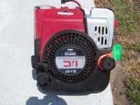 Brand new 5hp Briggs and stratton Quatum lawn mower