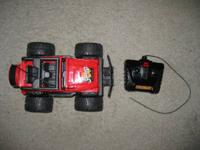 New Bright Remote Control Jeep Wrangler; 27 Mhz;