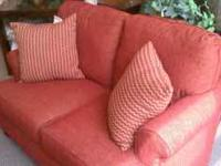 This Broyhill loveseat retails over $700; however there