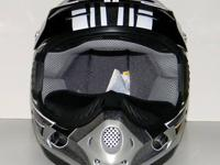 Product Features: ? Moto style helmet with snowcross