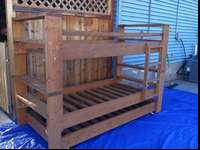 New made to purchase Bunk Bed Set. These are heavy duty