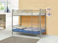 New Bunk Bed! Twin/Twin $199 Still in Box! Twin