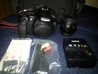 NEED GONE ASAP!!  Canon 60D - only 20 shutter