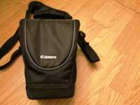 Canon case, never used! Email or Text:  (Nick)