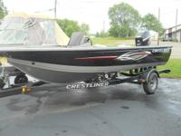 New 2011 Crestliner Fish Hawk 1850 SC New 2011 Mercury