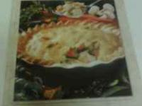 i have a nice brand new casserole cookbook. awesome