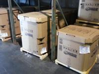 Brand New 1 to 5 Ton 14SEER Central A/C Systems all new