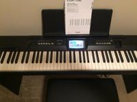 CASIO CPG-700!  Owner just bought but is moving,