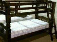 Brand NEW, Still in box Cherrywood TWIN TWIN Bunk