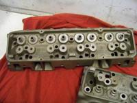 Chevrolet Phase 1 Bow Tie Cylinder heads (2), Full