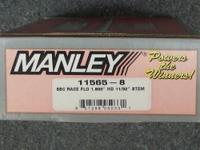 $99.00!! Manley #11565 Set of 8 Race Flo Exhaust Valves