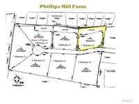 WELCOME TO PHILLIPS HILL, A NE Welcome to Phillips