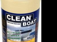 ORDER HERE : http://www.cleanboatamericas.com CLEAN