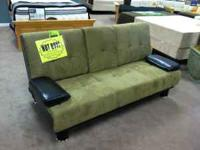 New Contemporary Flip Flop Sofa Bed W Storage For Sale In
