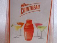 NEW IN PACKAGE   COINTREAU TAKE & SHAKE COCKTAIL