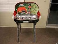 BRAND NEW Coleman 2 Burner PowerPack Propane Stove with