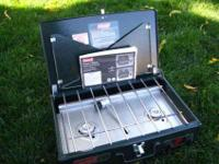 I'm selling a New Coleman Propane Stove 2. This is in