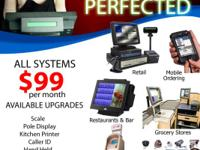 New Complete POS System with Pro Software. Any Business