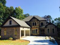 New construction in gated community! Gorgeous river