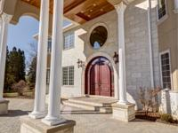 Brand new construction custom home featuring the finest