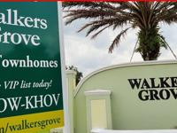 New Construction Townhomes In Winter Garden