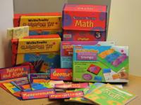 3RD GRADE CORE STANDARD MATH AND WRITING MATERIAL FOR