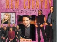 New Country - March 1995 Special Edition Song Tracks 1.