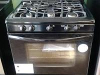 Lovely New Continuous 5 burner gas Oven.4.2 Cu. Ft,