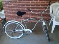 cruiser $65 or trade for a gas powerd yard blower