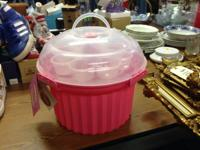 NEW CUPCAKE CAROUSEL.  $20 This Cupcake Carousel is new