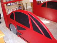 Custom Built Lamborghini Car Bed built by Richard