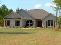 Move-In Ready! This new custom home offers all of the