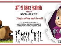 """""ART OF DANCE ACADEMY """"PRESENT NEW DANCE"