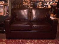 A+ Wholesale in Wellston has a NEW brown leather