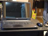 I have a brand name new Dell Laptop! Running windows