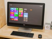 "Selling a like-new Dell XPS 27""All-in-One"" Touchscreen"