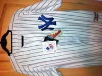 Brand new XLsize 52 Derek Jeter jersey with tags sold