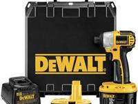 9,000 rpm DEWALT built G55 (AC/DC) motor designed for