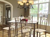 Type:Dining RoomType:Sets Unpacked Dining table from