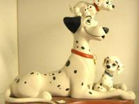 These new Disney Dalmatian figurines are available as a