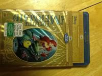 Disney's The Little Mermaid, blu-Ray with DVD and